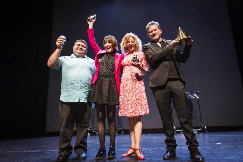 Los ganadores de los premios AAPV 2017 // Eva Máñez