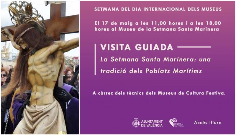 Dia Internacional dels Museus. Banner Setmana Santa