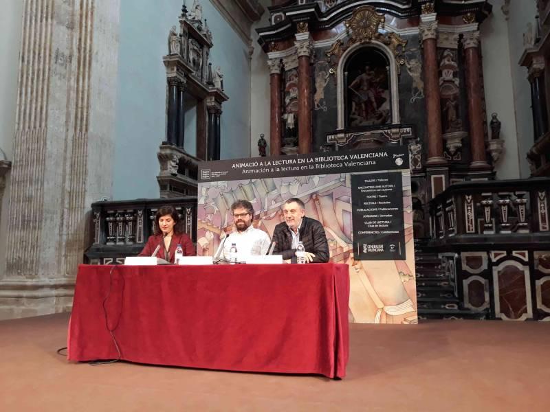 Encuentro con el escritor Sergio del Molino