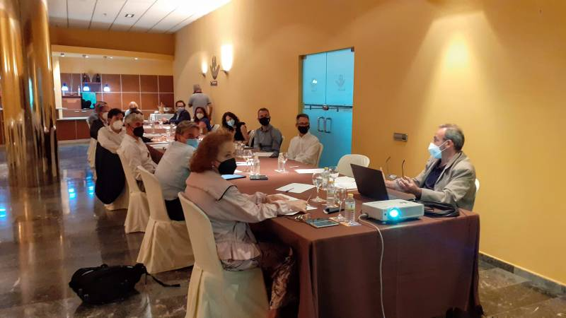 El Comité Organizador de la Feria del Automóvil. EPDA