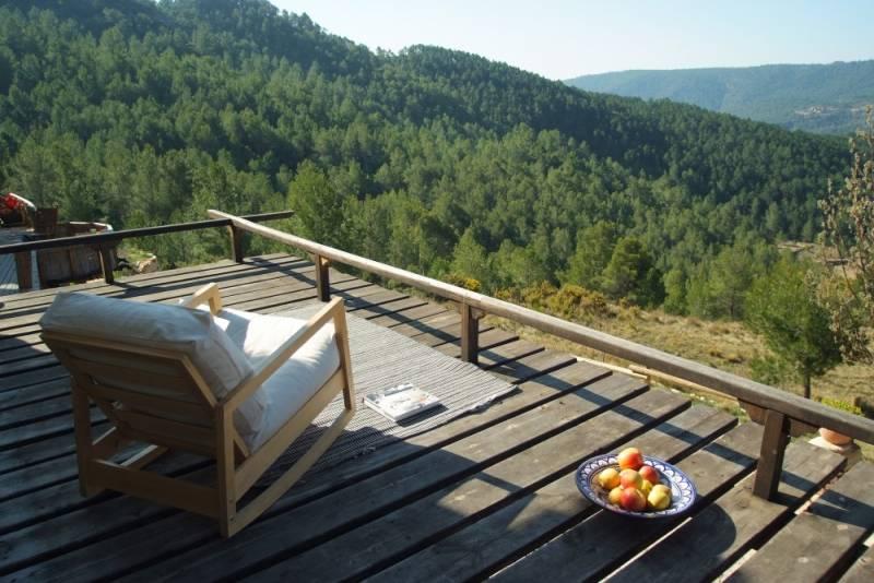 Salud y medio ambiente valores en alza para el turista de interior de - Turismo interior ...