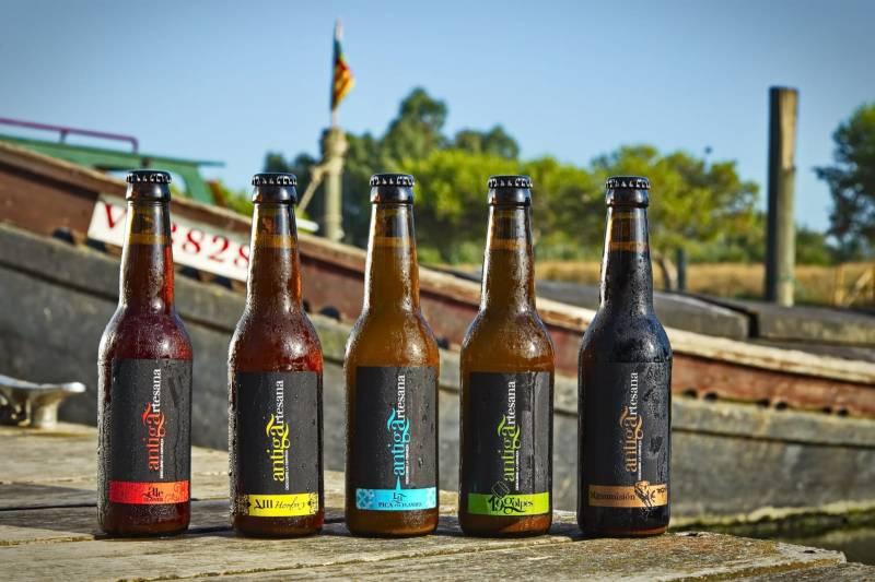 Cervezas Antiga./ EPDA