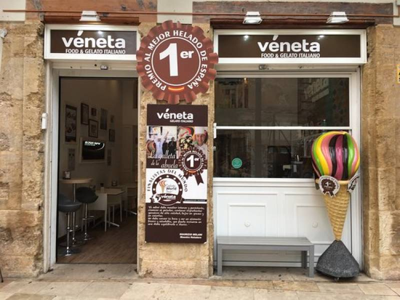 Imagen de archivo Heladería Véneta./ EPDA