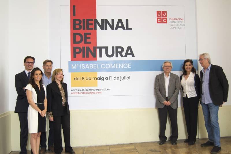 I Bienal Pintura María Isabel Comenge
