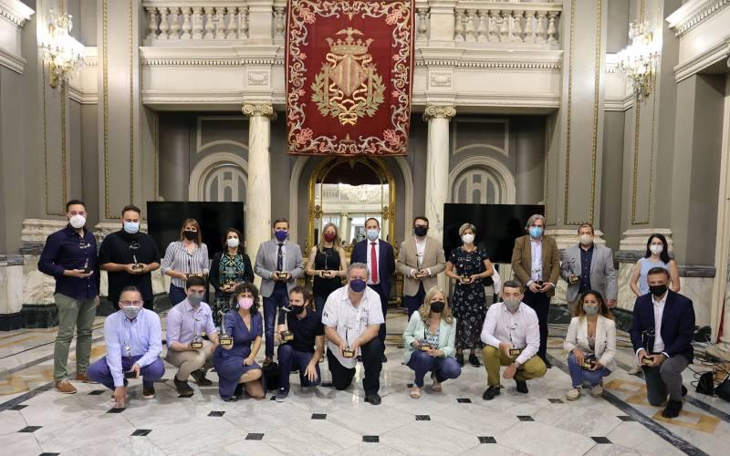 5a Edició dels Premis de Periodisme de la Policia Local de València. EPDA