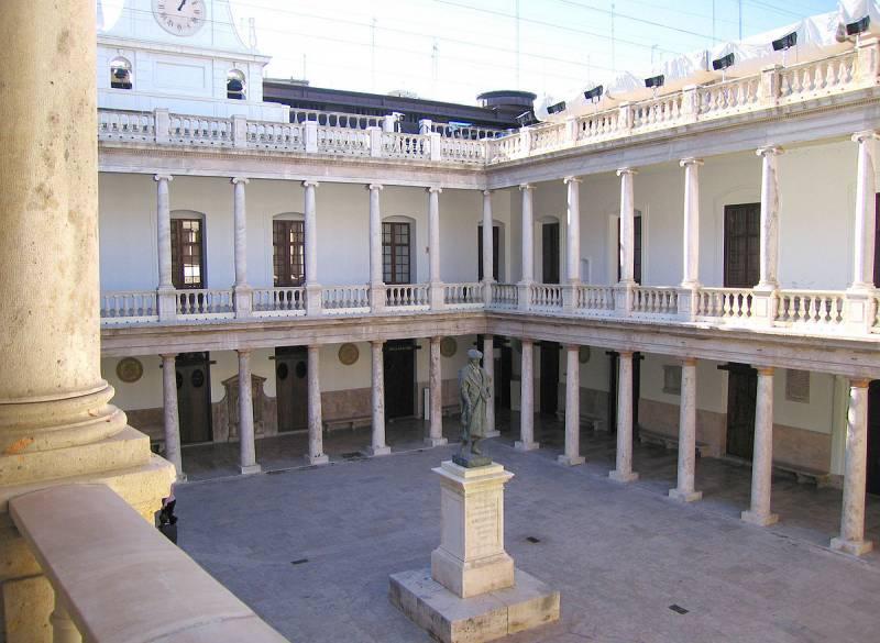 La Nau, València./ EPDA