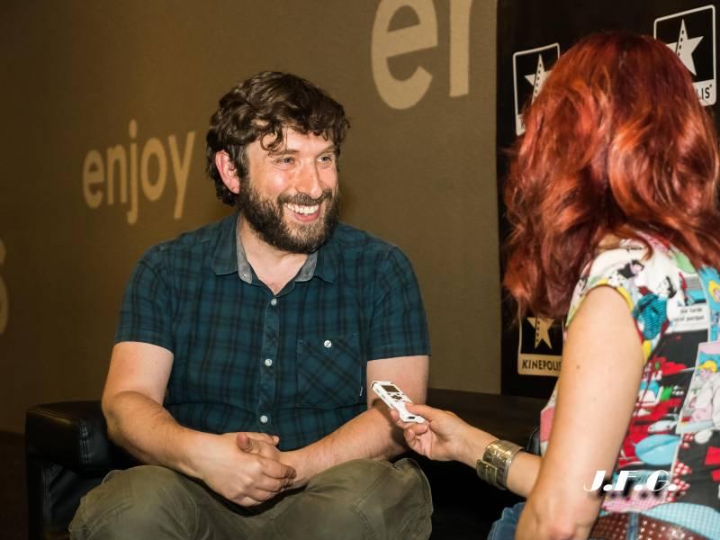 Sergio G. Sánchez director de cine y guionista