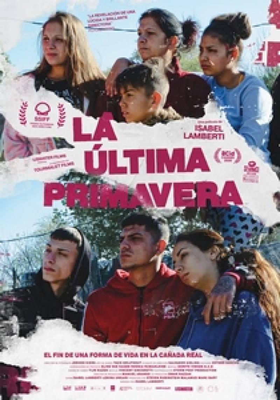 Cartel del estreno. EPDA.