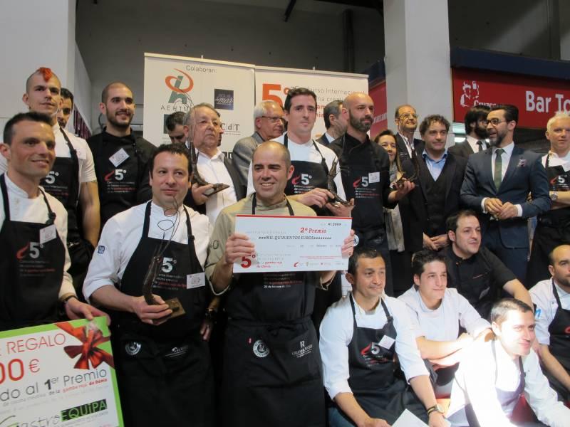 Foto de todos los participantes// Viu València