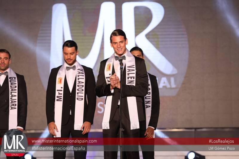 Vicent Llorach 1º Finalista en Mr. España Internacional 2018