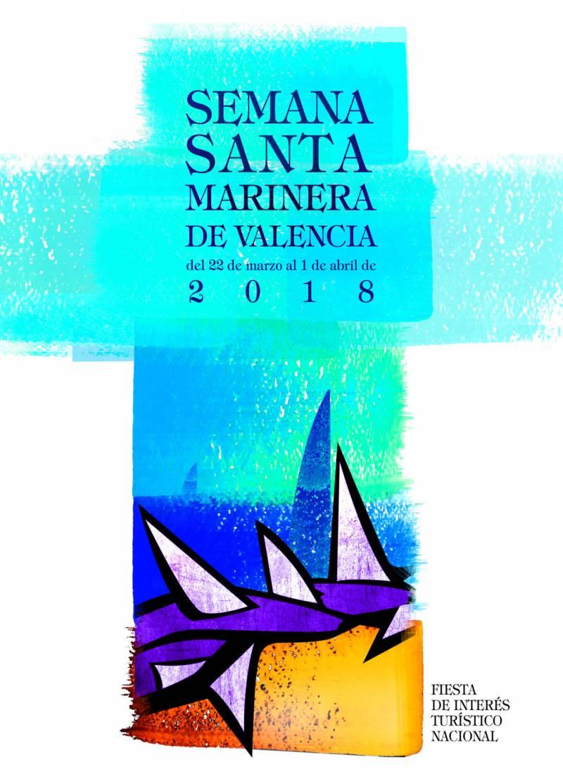 Cartel Semana Santa Marinera 2018