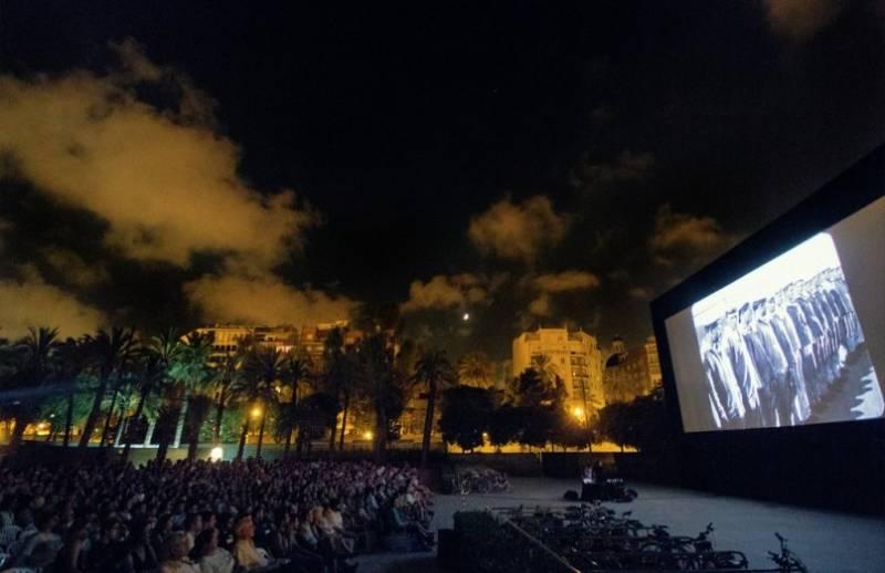 Imagen de archivo Filmoteca d´Estiu./ EPDA