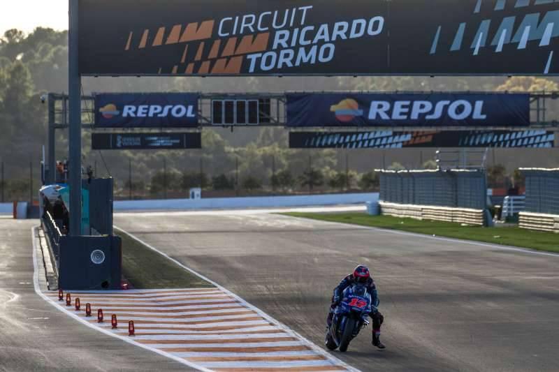 Moto GP. EPDA