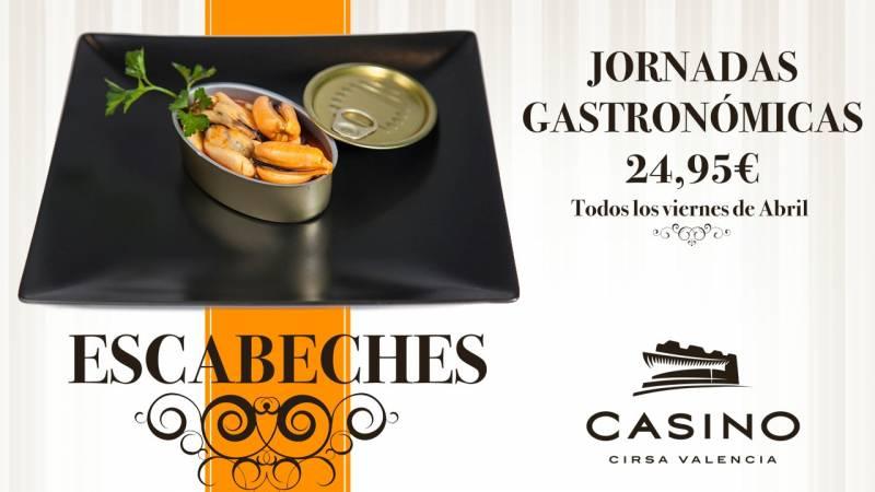 Jornadas gastronómicas en Casino Cirsa