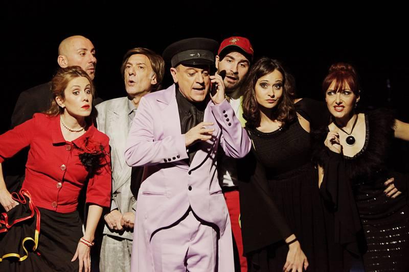 Un dels muntatges teatrals que oferten a València ests nadals. //EPDA