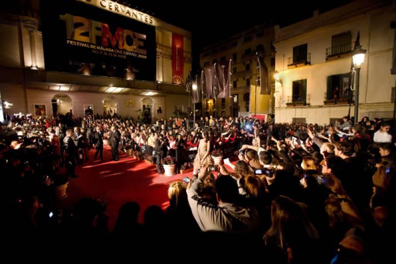 Festival de cine de Málaga. EPDA