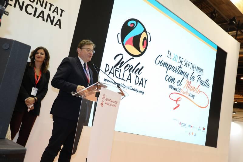 FITUR 2019, Día Mundial de la Paella