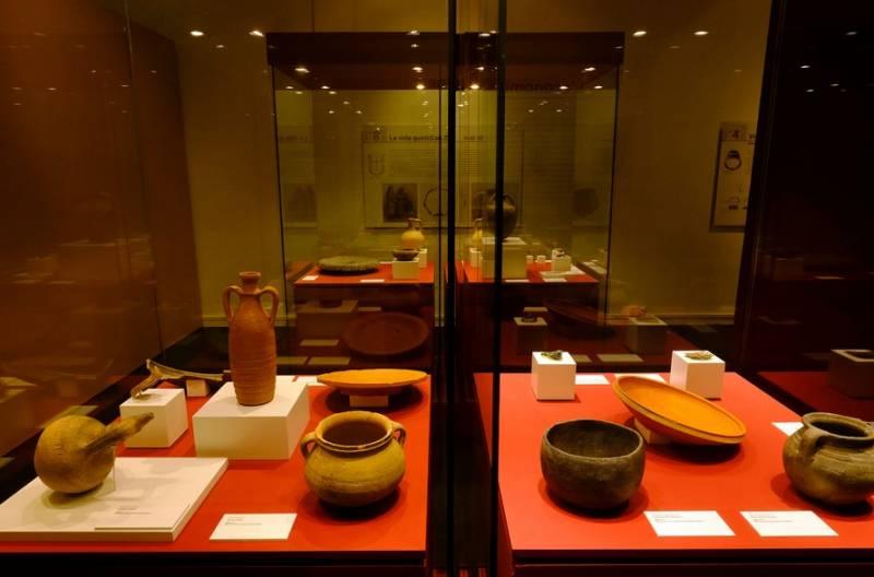 El Museo de Prehistoria de València. EPDA
