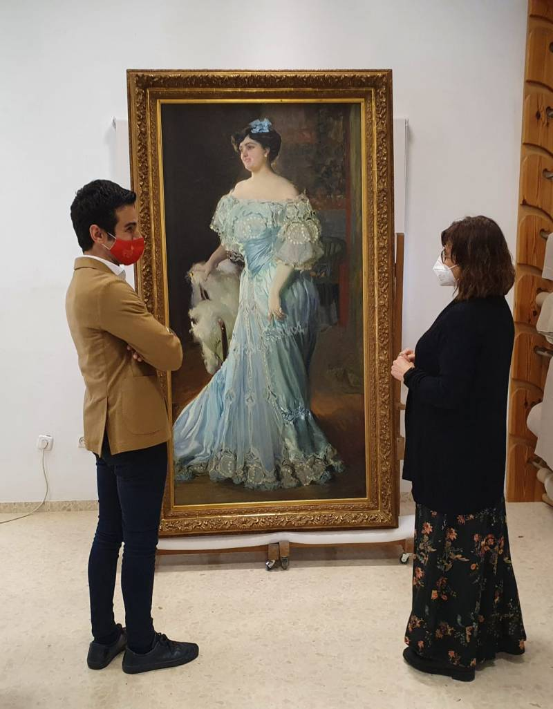 Exposición Art Contemporani GVA Vilafranca