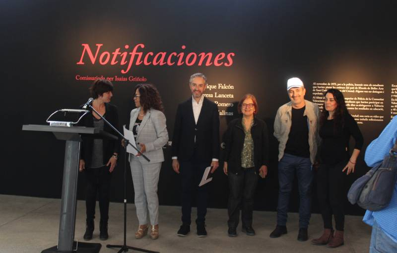 Notificaciones, Alicante
