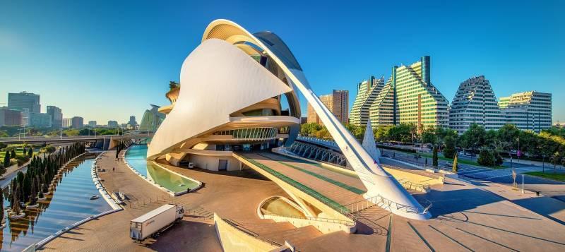 10 obras arquitectónicas en València que han conquistado al mundo entero
