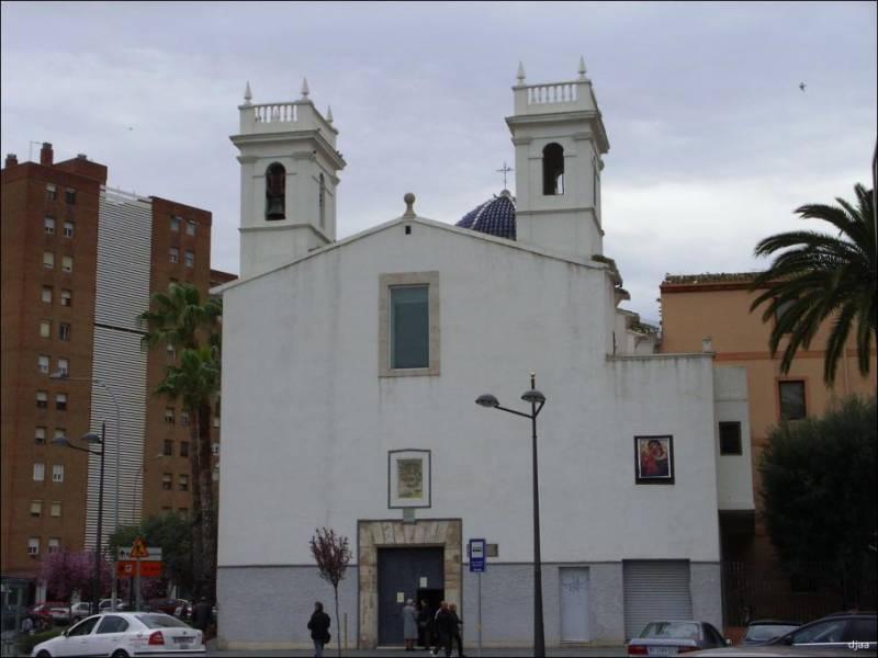 La iglesia de Monteolivete - Foto: jdiezarnal