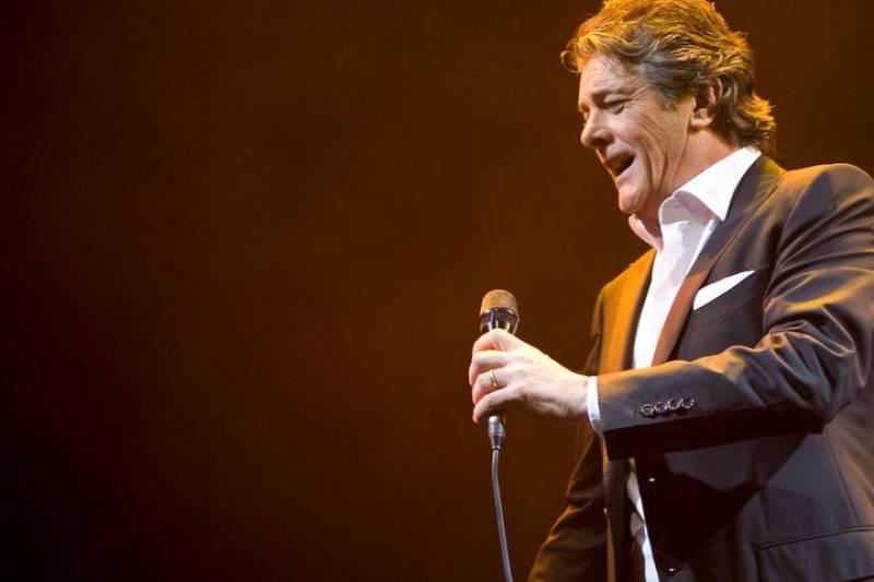 El cantante Francisco. //EPDA