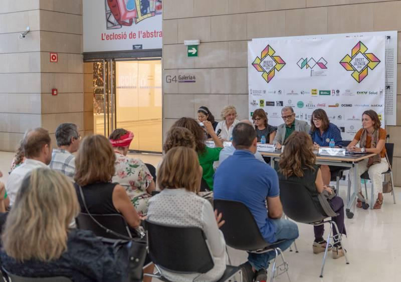 Presentación Abierto València, IVAM