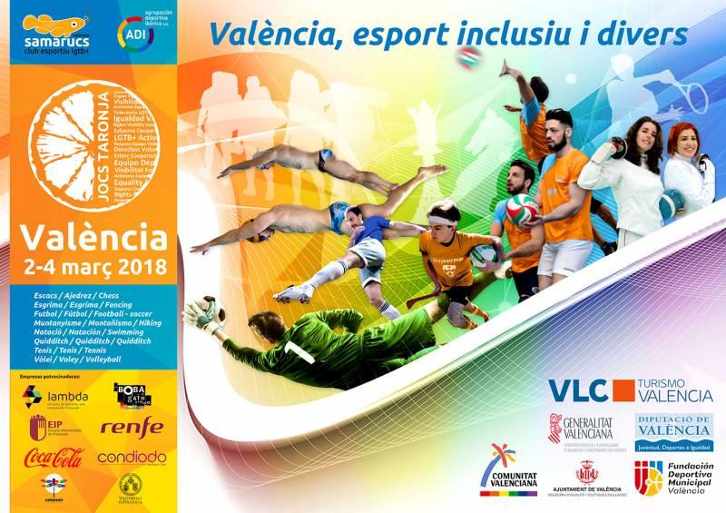 6ª Edición Jocs Taronja Torneo Multideportivo Internacional