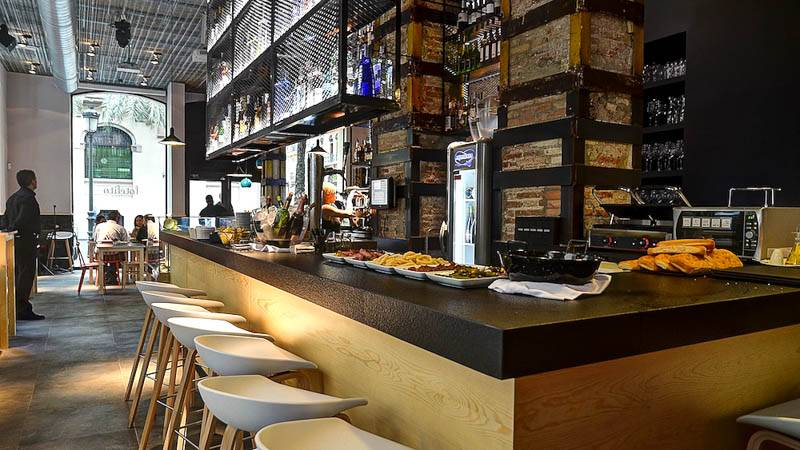 Imagen de archivo restaurante Lotelito./ EPDA