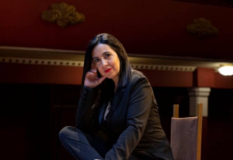 Analía Bueti, directora del Festival Internacional de Tango de València./ EPDA