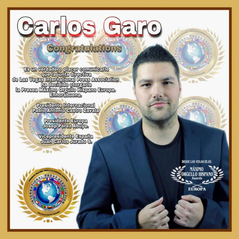 Carlos Garo