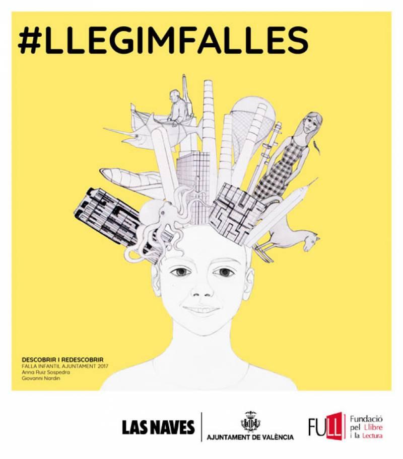 Se inicia la campaña #LlegimFalles