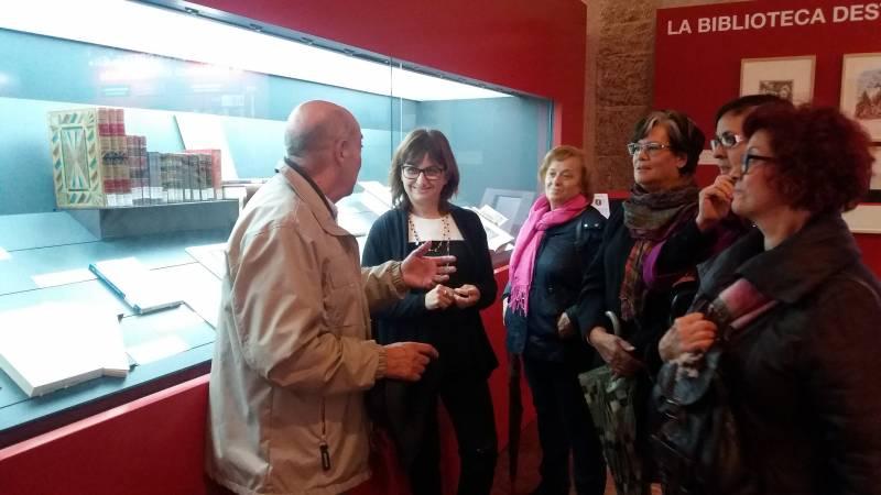 Exposición Cervantes