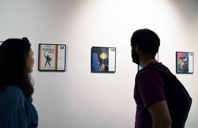Exposición, sala Lametro