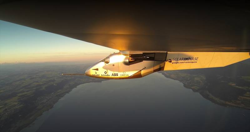 PLANET POWER, Solar Impulse