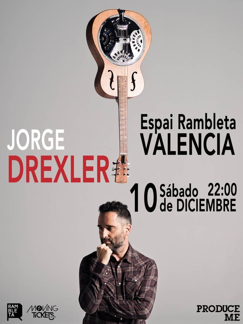 Jorge Drexler, Valencia
