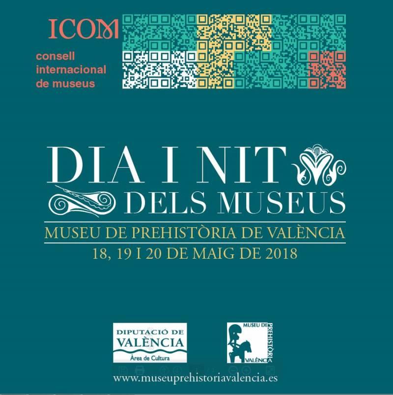 Día de los museos, Museo Prehistoria, Valencia