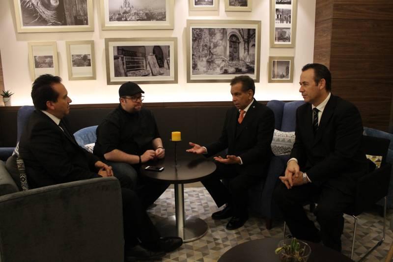 El Gobierno mexicano quiere que los restaurantes actúen como embajadas de su cultura y gastronomía.//Viu València