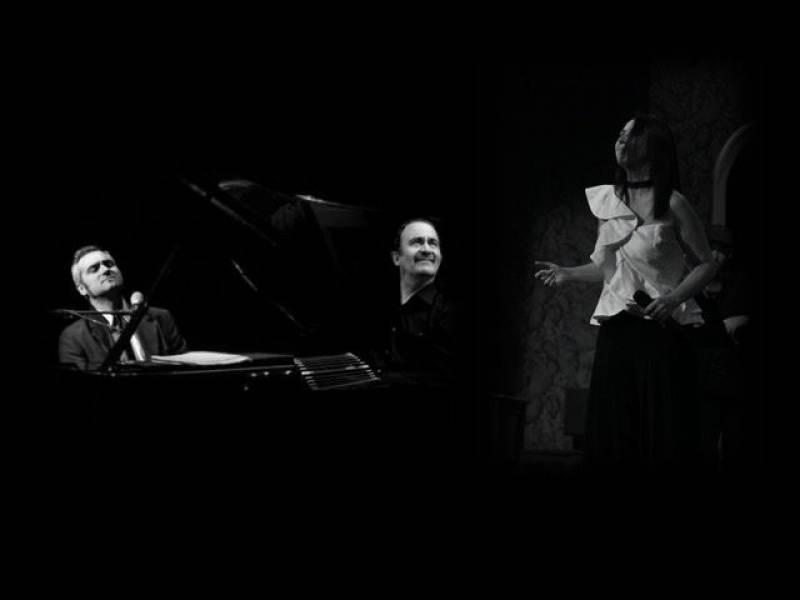 La Morocha Tango Trio, Matisse Club./ EPDA