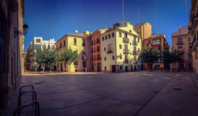 El origen del nombre de los barrios de Valencia