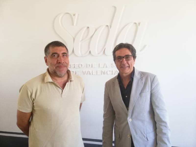 Fernando Molina y José María Chiquillo