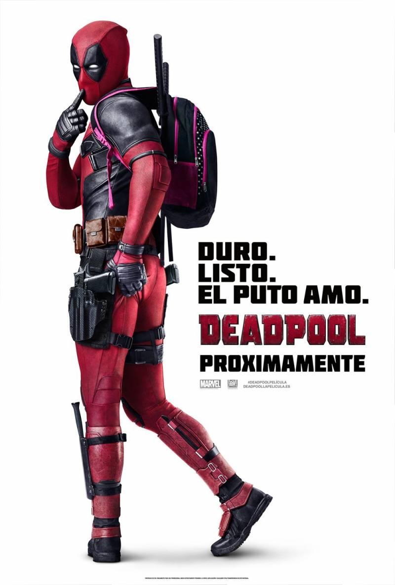 El irreverente héroe de Marvel es un éxito de taquilla//Viu València