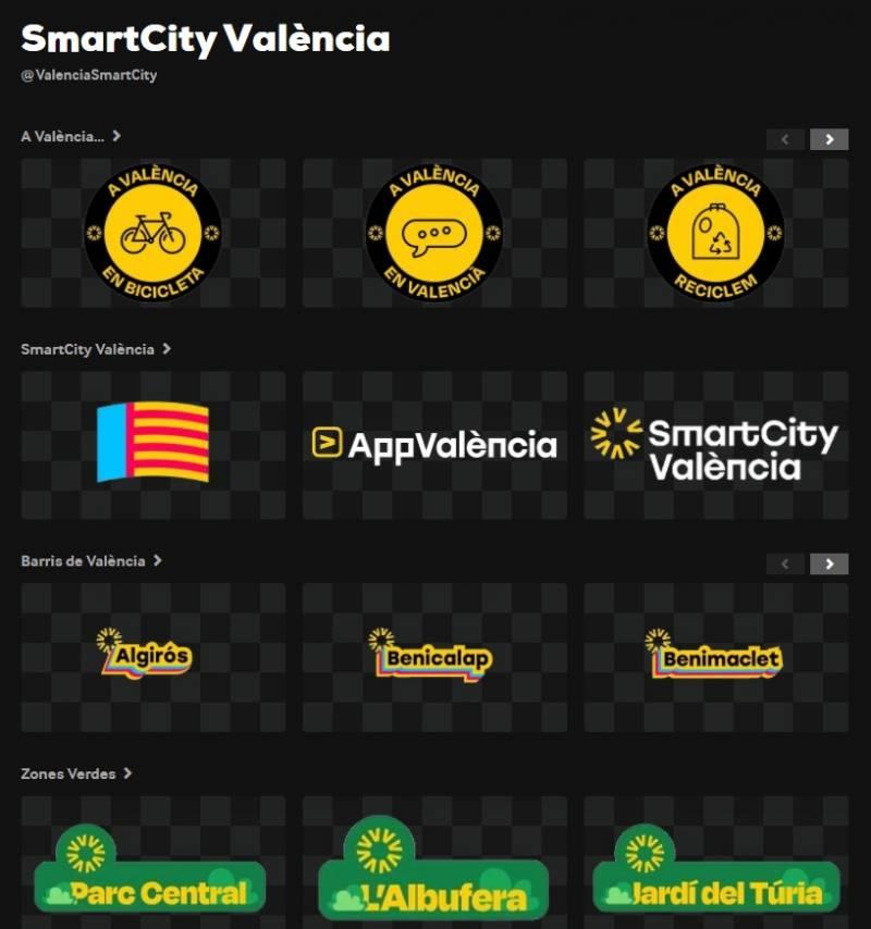 Valencianitzem les xarxes socials.