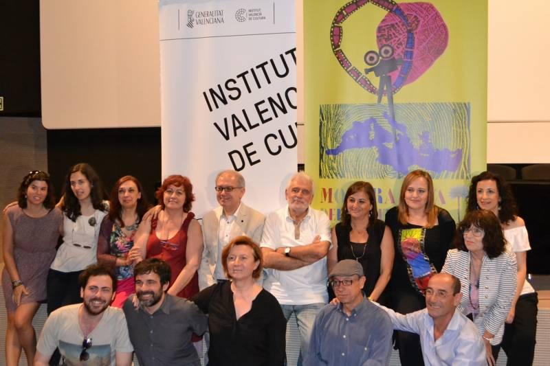 Presentación del cartel Mostra Viva del Mediterrani