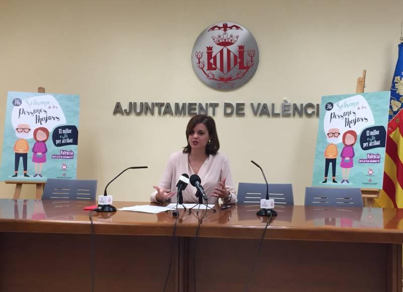 Setmana Persones Majors, Sandra Gómez