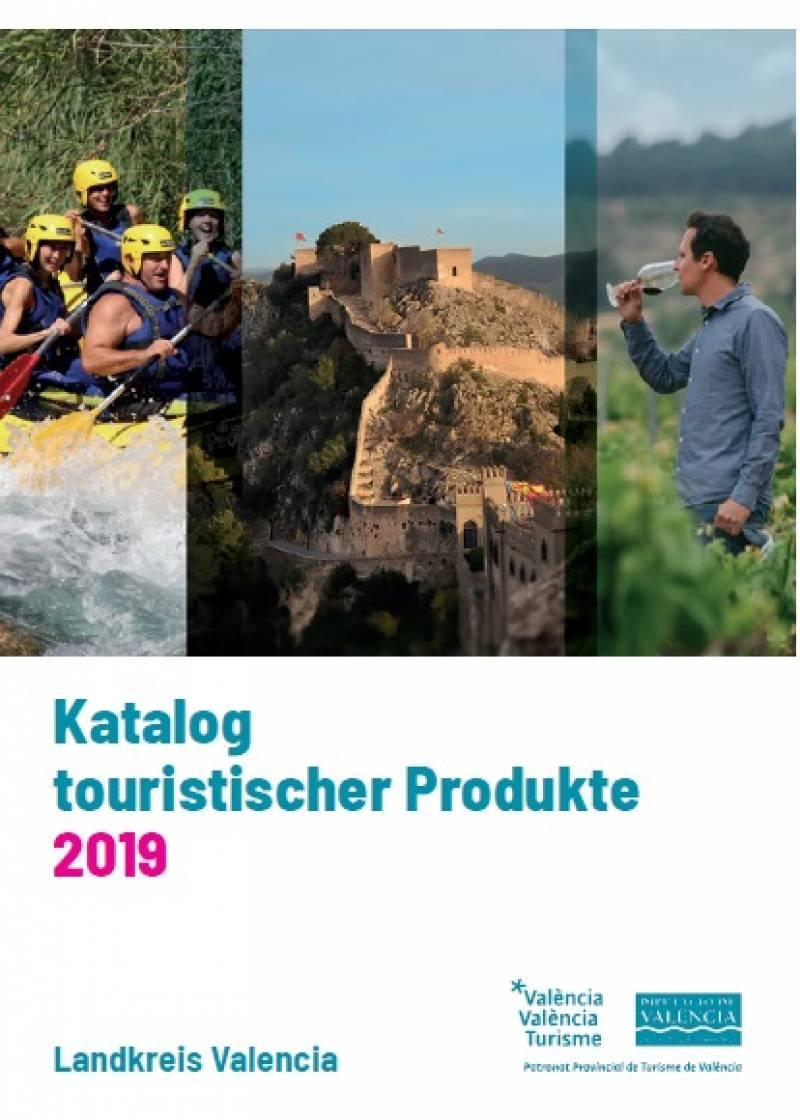 KATALOG TOURISTISCHER PRODUKTE
