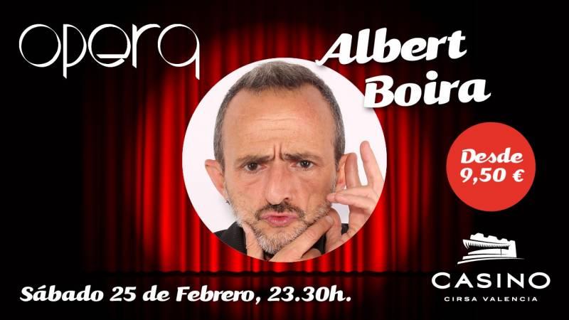 Albert Boira Casino Cirsa Valencia