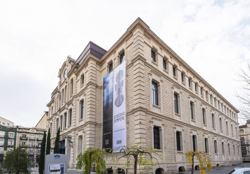 Edificio IVAM CADA Alcoi