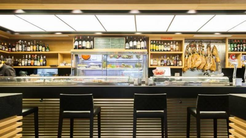 Imagen de archivo restaurante València./ EPDA
